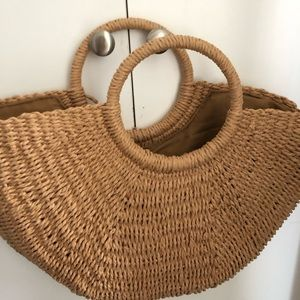 Bags - Rattan bag